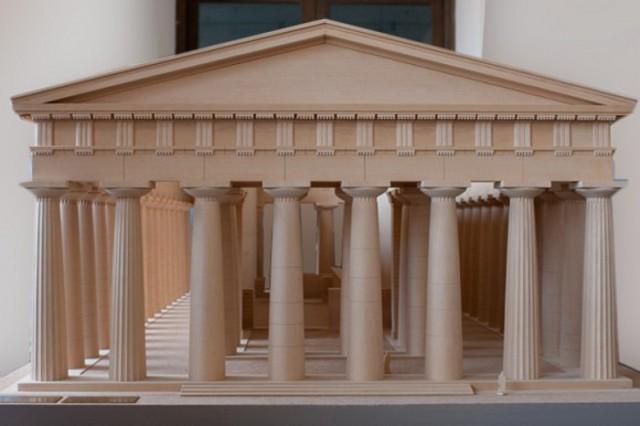 Selinunte, Sgarbi: entro 7 mesi in piedi le prime colonne del tempio