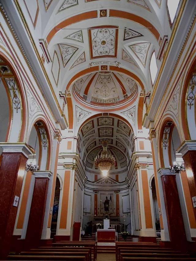 La Chiesa Madre di Prizzi intitolata a San Giorgio