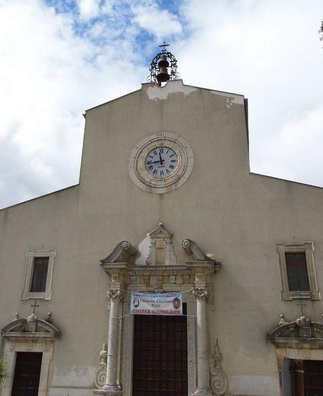La Chiesa del S.S. Crocifisso di Prizzi