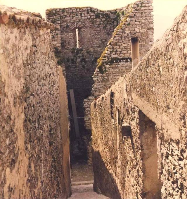 Il Castello di Prizzi