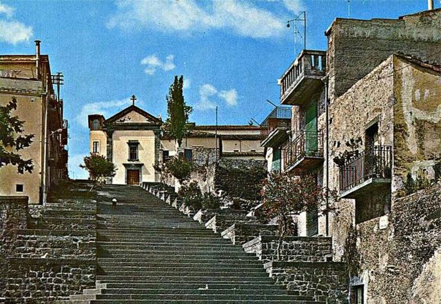 La Chiesa dei Cappuccini collegata al Convento francescano di Randazzo (CT)