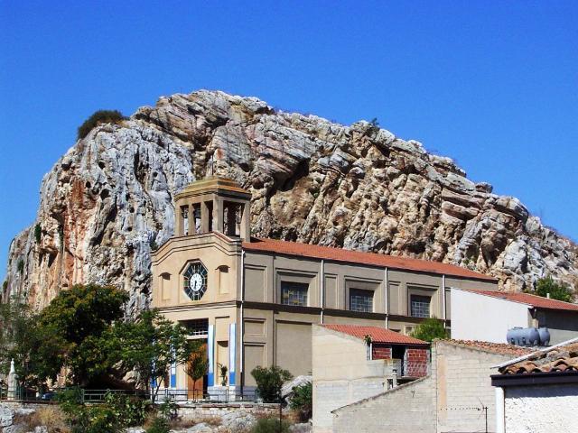 Chiesa della Madonna della Luce a Roccapalumba