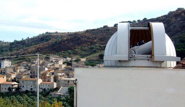 L'Osservatorio astronomico di Roccapalumba