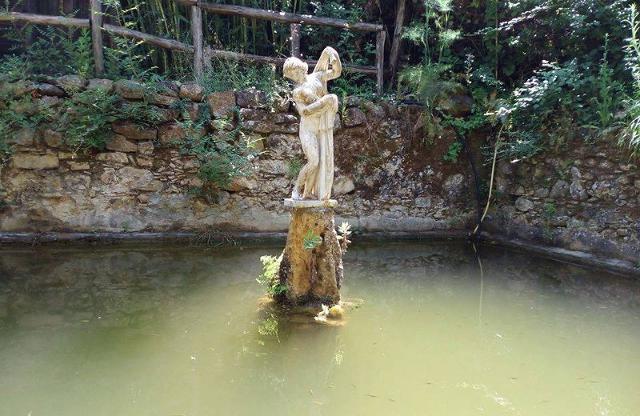 La sorgente di Venere a Romaland
