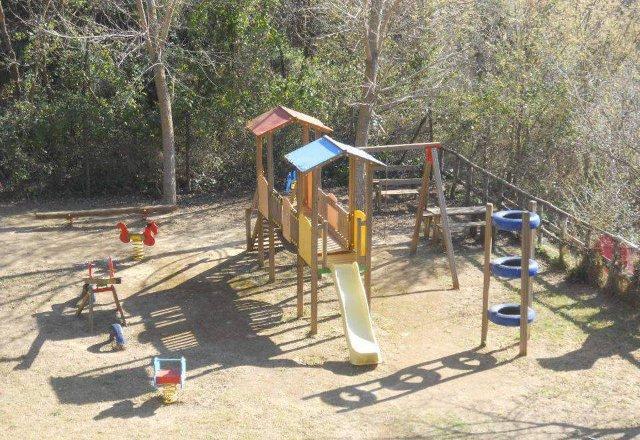 Il parco giochi di Romaland per i bimbi più piccoli