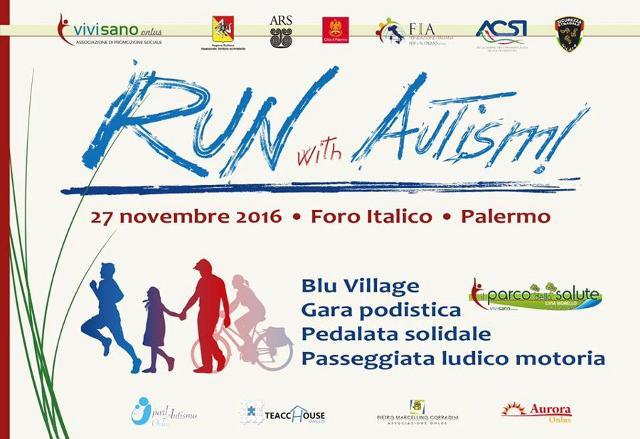 Palermo Corre con l'Autismo!