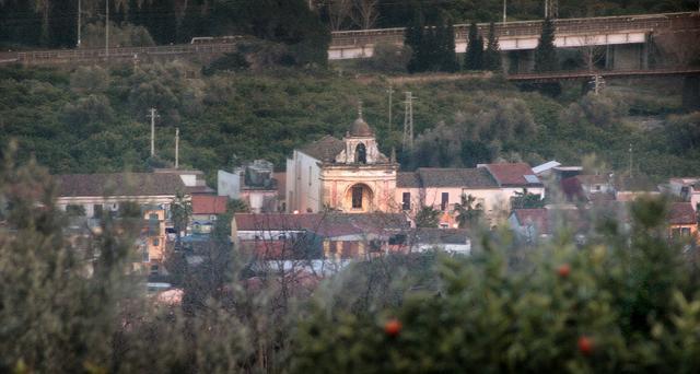 Chiesa di Santa Maria la Strada nell'omonima frazione di Giarre (CT)