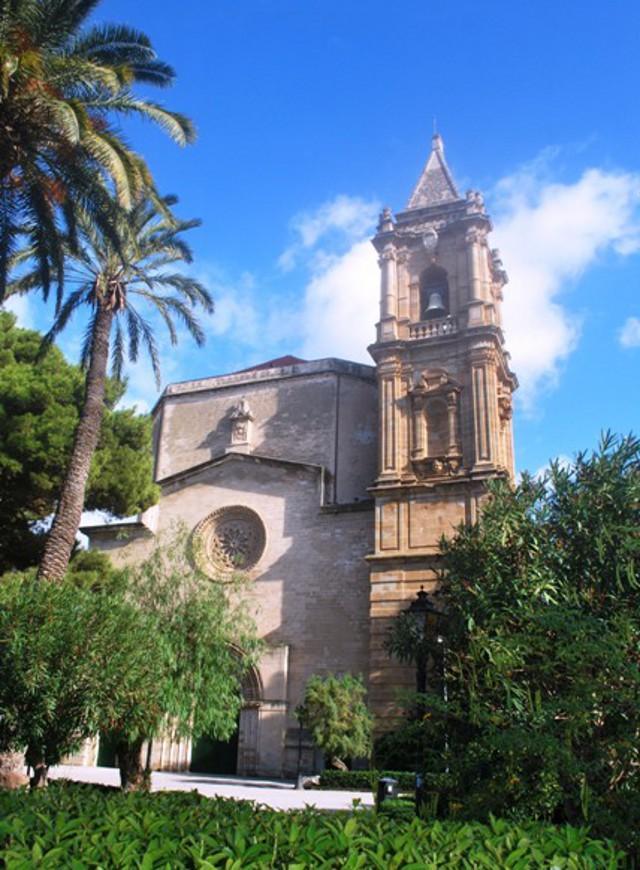 Il Santuario di Maria Santissima Annunziata, meglio conosciuta come Chiesa della Madonna di Trapani