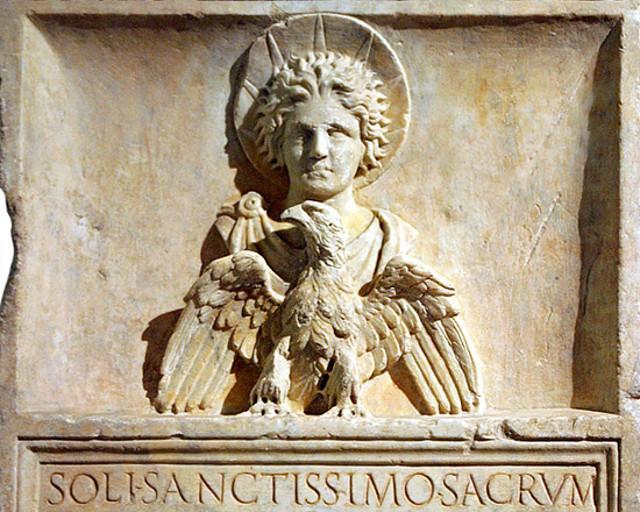 Il Sol Invictus romano