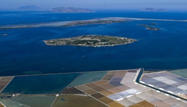 L'isola di Mozia e lo Stagnone di Marsala