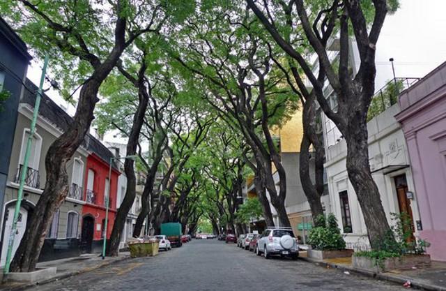La Palermo di... Buenos Aires