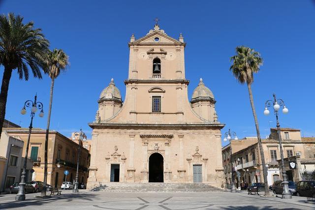 La Chiesa Madre di Vittoria dedicata a San Giovanni Battista