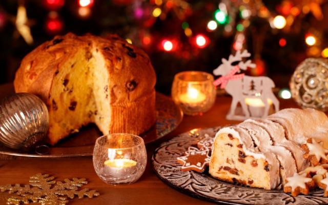 Sono arrivate le feste natalizie... Attenzione ai dolci !