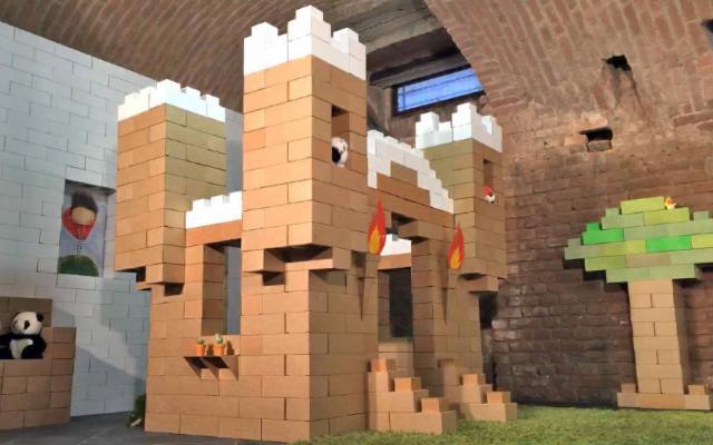 Mattoni Edo, piccoli architetti crescono!