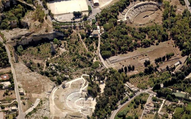 Il Parco Archeologico di Neapolis