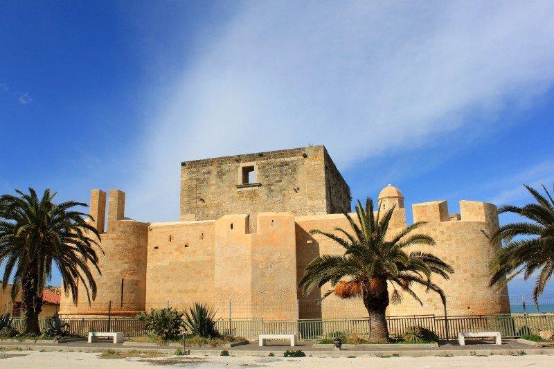 La Fortezza di Brucoli
