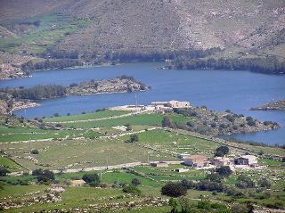 Lago Santa Rosalia e Foce del Fiume Irminio