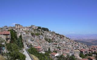Aidone, balcone di Sicilia