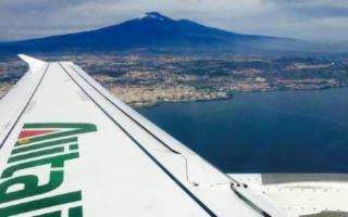 Alitalia in Sicilia: più voli e biglietti meno cari
