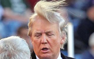 Quest'uomo è il nuovo presidente degli Stati Uniti d'America