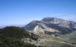 Monte Cammarata e Monte Gemini