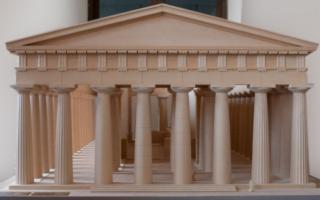 L'assessore Sgarbi e la ricostruzione del Tempio G di Selinunte