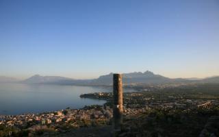La cittadella di Soluntum