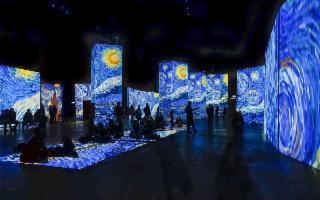 Rinviata la mostra Van Gogh multimedia experience a Taormina