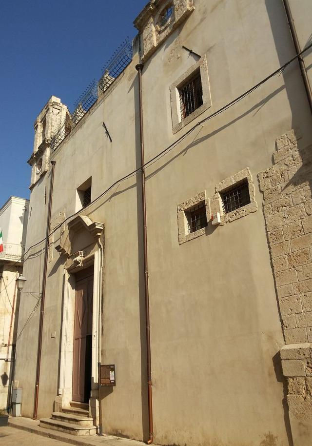 La Chiesa dei SS. Cosma e Damiano di Alcamo