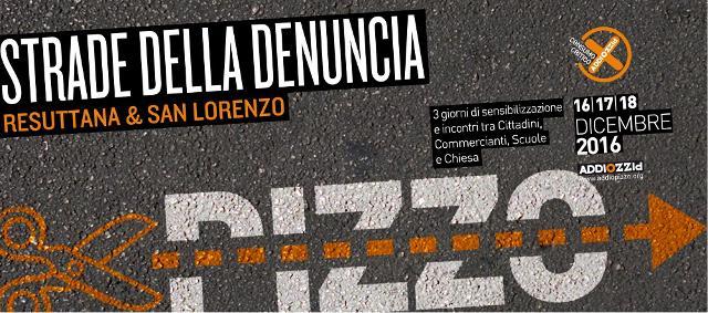 La Strada della Denuncia a Resuttana & San Lorenzo