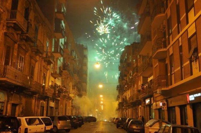 Botti di fine anno, in Sicilia 3 feriti gravi