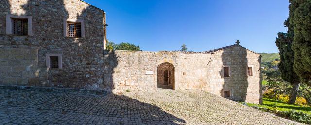 Il Museo civico di Castellana Sicula nell'area del Parco della Villa Romana