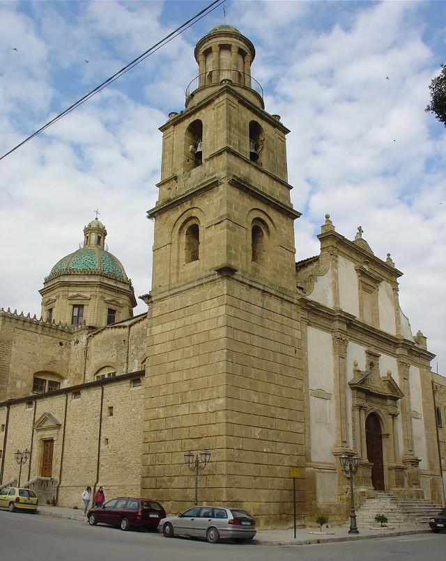 La Chiesa di San Giovanni Battista a Castelvetrano