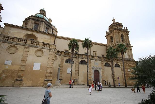 Il Duomo normanno di Mazara del Vallo dedicato al SS Salvatore