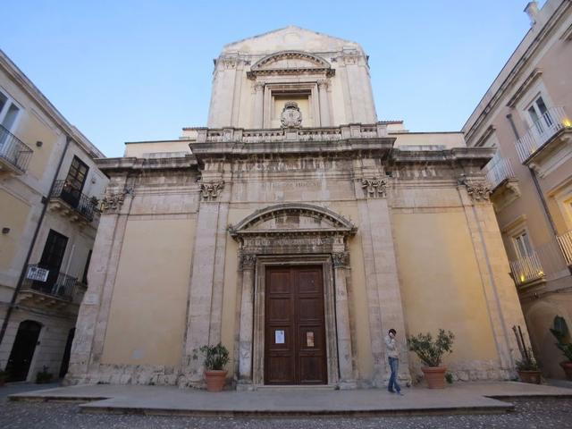 Chiesa di San Filippo Apostolo - Siracusa