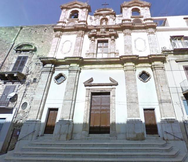 Chiesa dei SS. Paolo e Bartolomeo, massima espressione del barocco alcamese
