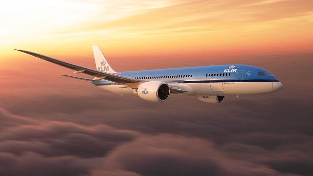 KLM sbarca in Sicilia