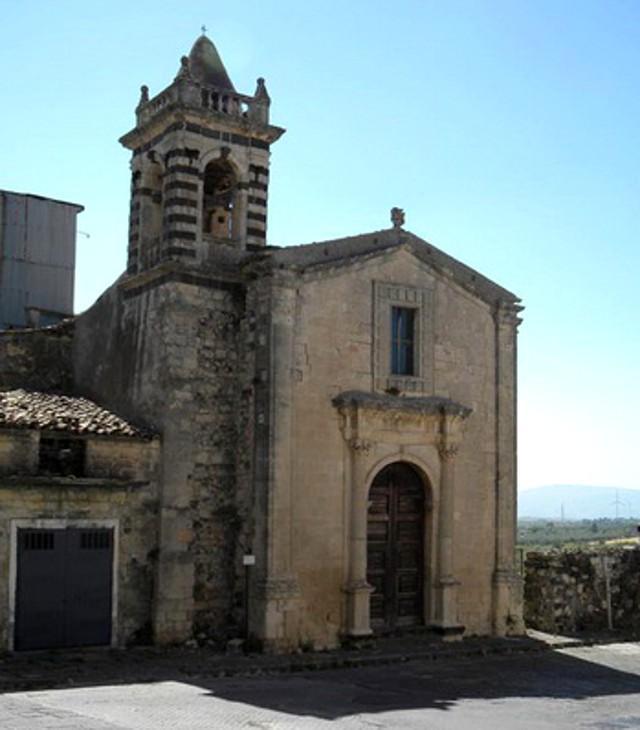 Chiesa di Sant'Antonio di Padova - Militello in Val di Catania