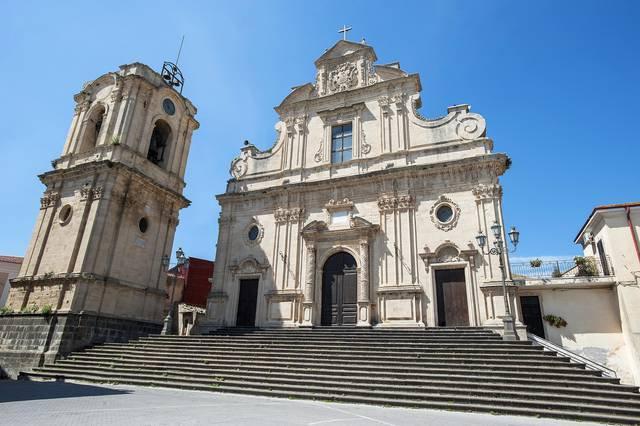 Chiesa di Santa Maria della Stella di Militello in Val di Catania
