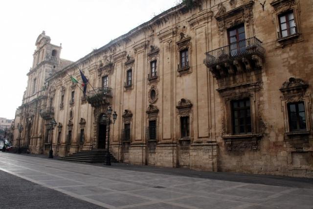 Chiesa e Palazzo Baldanza-Denaro di Militello in Val di Catania