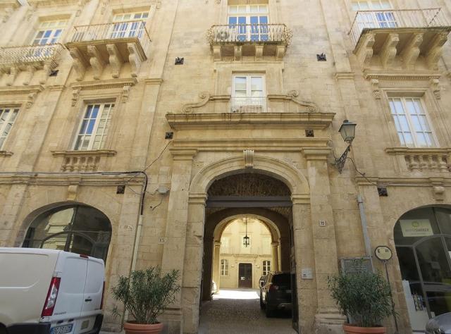 Palazzo Bufardeci - Siracusa
