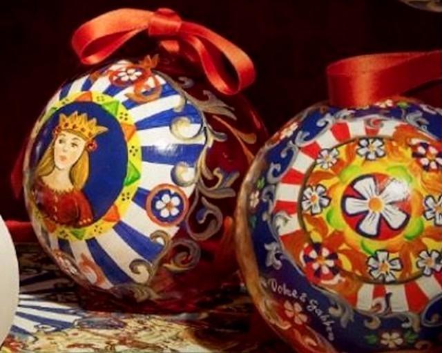 In Sicilia la Tavola di Natale si apparecchia in questo modo...