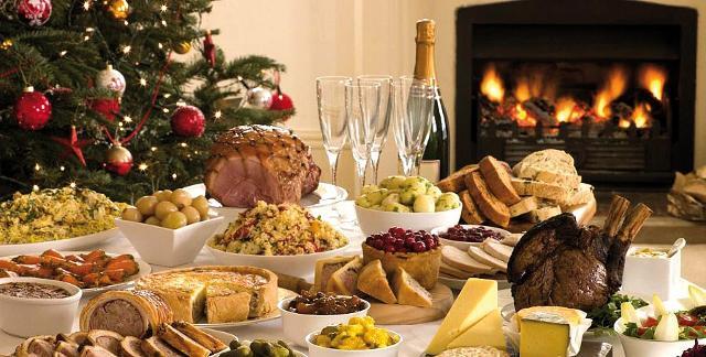 Pranzo di Natale, a tavola ha vinto il Made in Italy