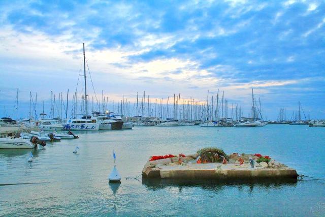 Torna il Presepe galleggiante al Porto di Marina di Ragusa