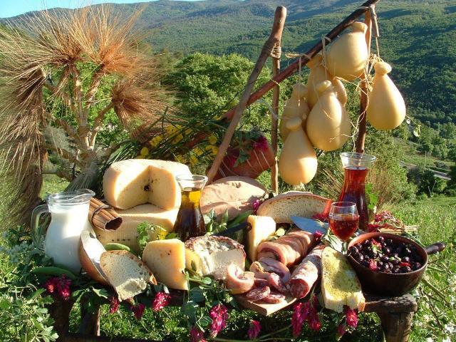Prodotti tipici dell'enogastronomia siciliana
