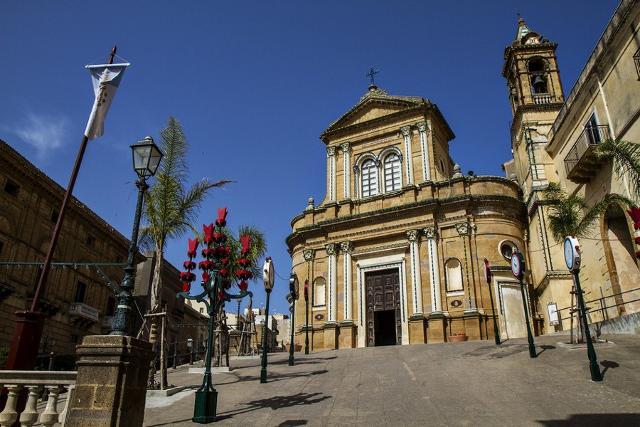 Santuario della Madonna dell'Udienza - Sambuca di Sicilia