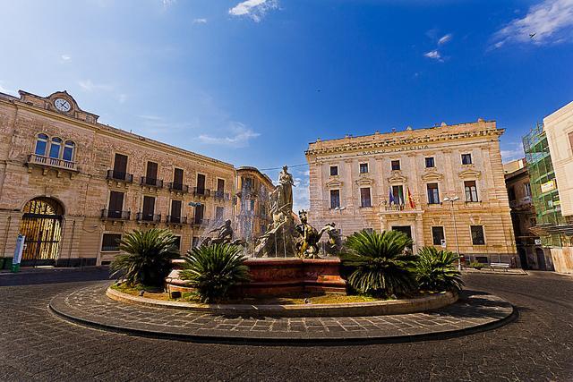 Piazza Archimede - Siracusa