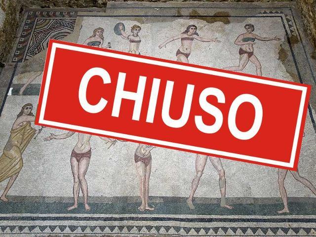 Musei chiusi in Sicilia a Natale e Capodanno