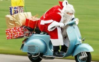 Babbo Natale e la Teoria della Relatività