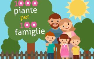 1000 Piante per 100 Famiglie